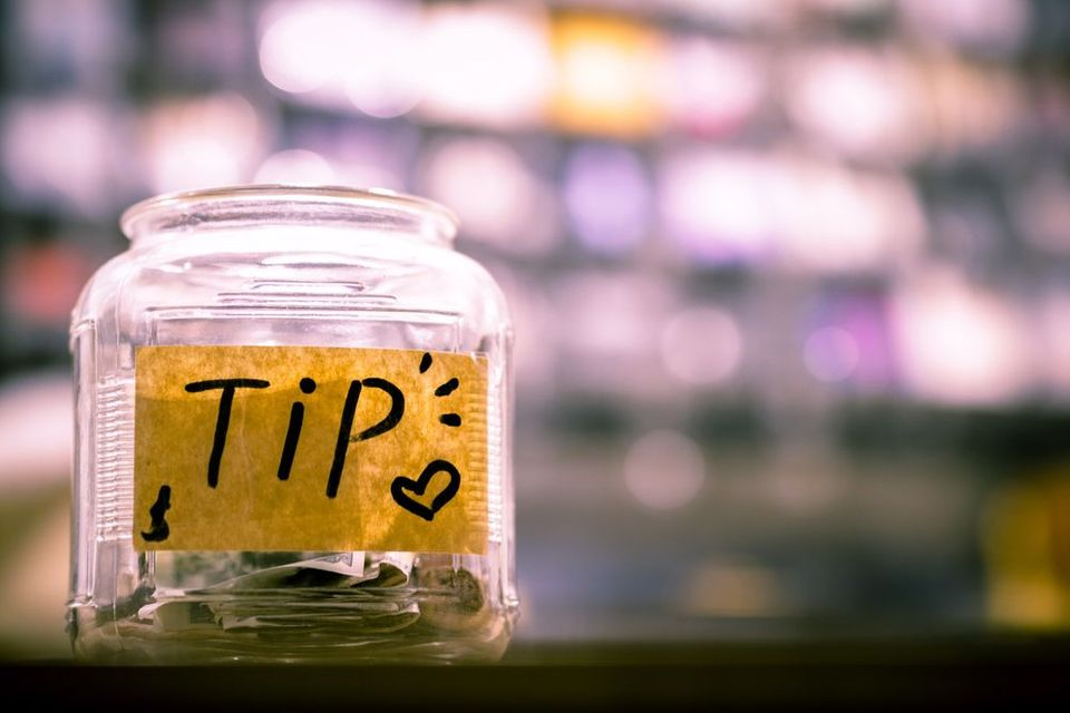 The Ethics of Tipping